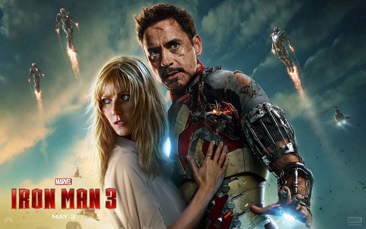 Revisiting the MCU: Iron Man 3 - the geeky mormon