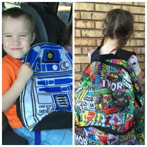 GeekyBackPacks