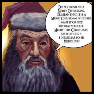 gandalf gets meta christmas