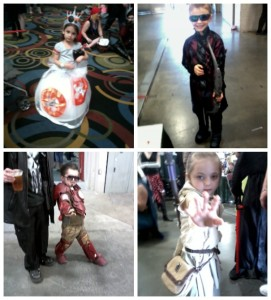 fanx 16 adorable little kids