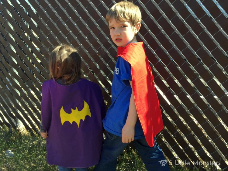 little superheroes