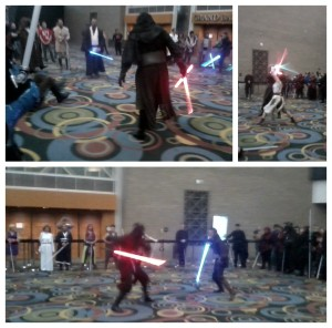 saber guild battle