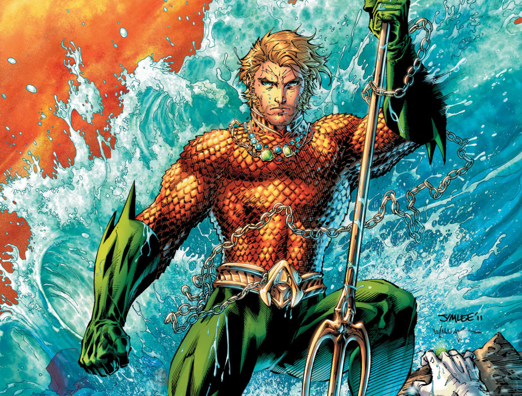 Aquaman- Superhero