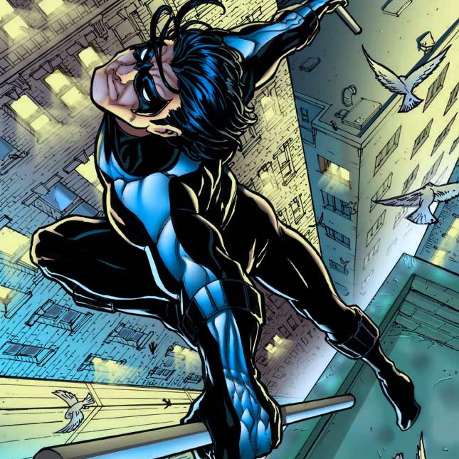 Nightwing- Superhero