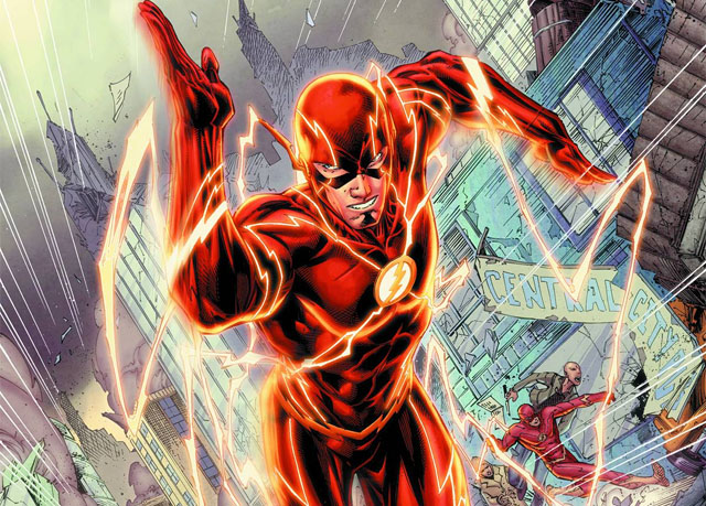 The Flash- Superhero