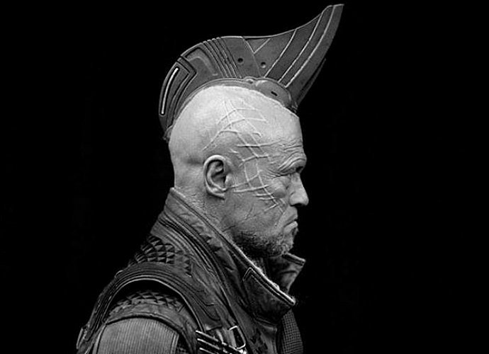 Michael Rooker- Yondu Guardians of the Galaxy